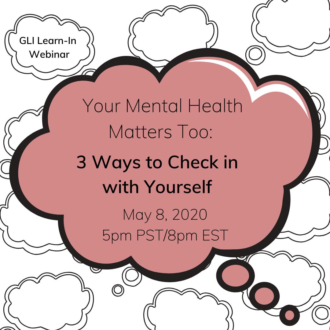 Mental Health Learn-In