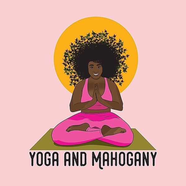 Yoga and Mahogany homepage!