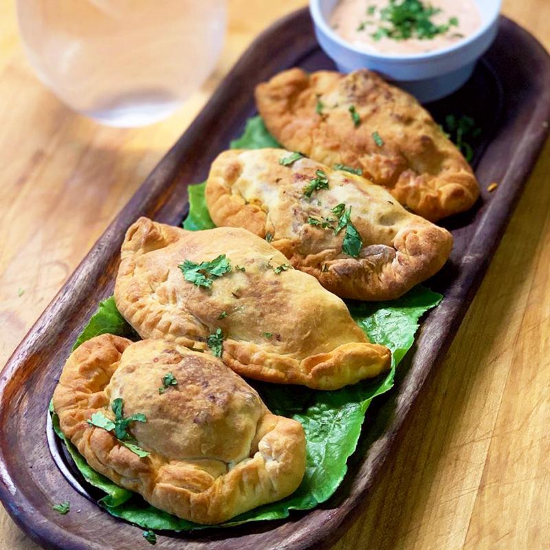 Sloppy Joe-Stuffed Empanadas Recipe