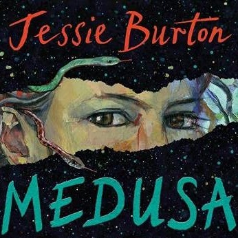 @JessieBurton Pre-Order Medusa from bookshop.org Link Thumbnail   Linktree