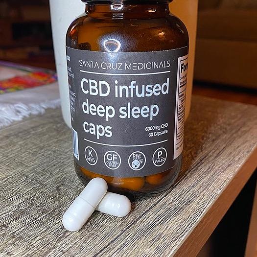 The KETO Colombians Coupons! CBD DEEP SLEEP CAPS from Santa Cruz Medicinals  Link Thumbnail   Linktree