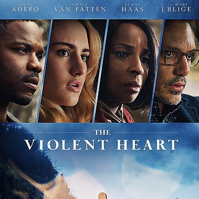 @therealmaryjblige The Violent Heart (Movie) Link Thumbnail | Linktree