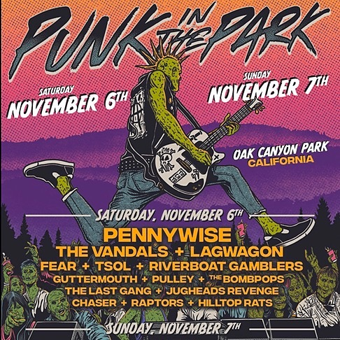 @raptorsofficial Punk in The Park -tix on sale now! Link Thumbnail | Linktree