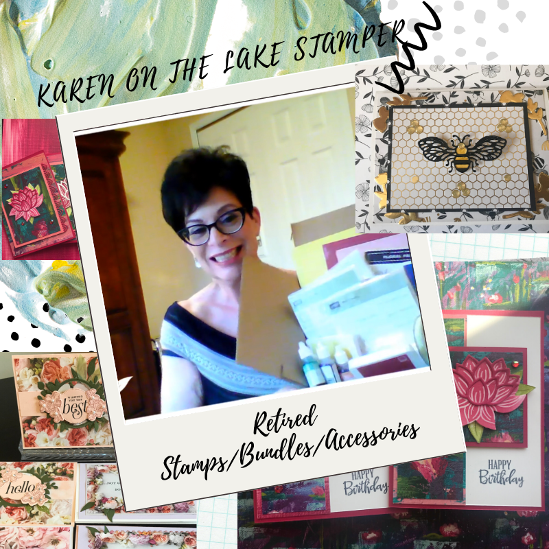 Retired Stamps/Bundles & Accessories HOT Items!
