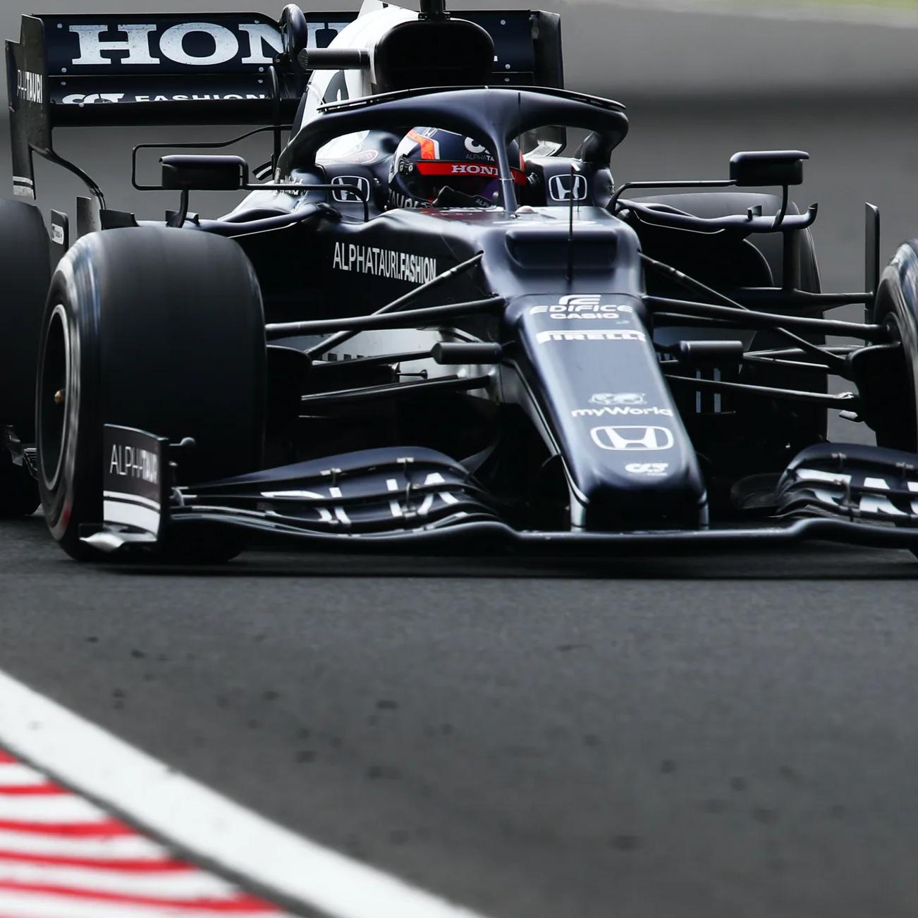 Joe McCormick DriveTribe: F1 2021 Season Review - Hungary Link Thumbnail | Linktree