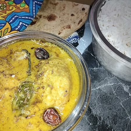 @homtainment Kadhi Pakora Recipe Pakistani  Link Thumbnail | Linktree