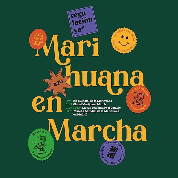 @MarihuanaenMarcha Profile Image | Linktree