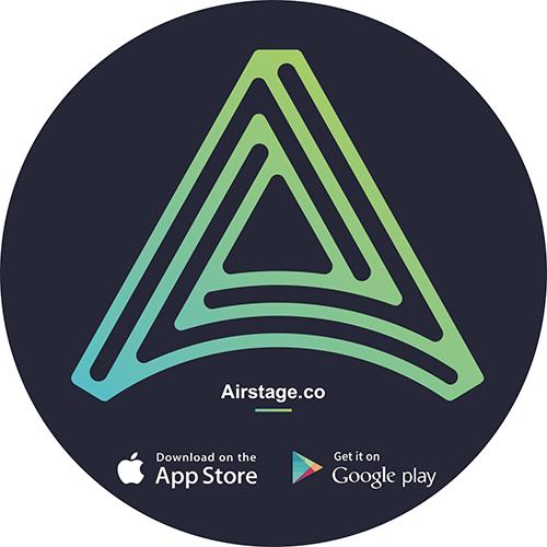 @airstage Profile Image | Linktree
