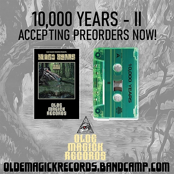 @10000years Swamp  Edition cassette tape Link Thumbnail | Linktree