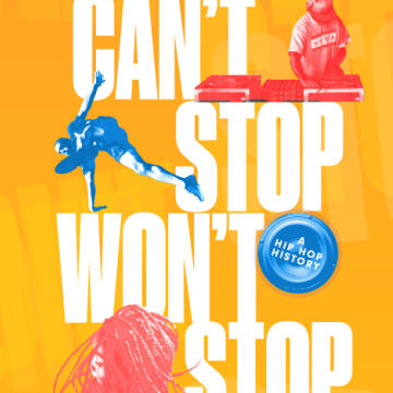 """CAN'T STOP WON'T STOP (Young Adult Edition) by JEFF CHANG and Dave """"Davey D"""" Cook Is Out Now. Get It from Wherever Books Are Sold!"""