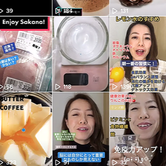 @Akiko_Coach Tiktok やってます💛 Link Thumbnail | Linktree