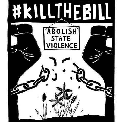 Download #KillTheBill poster
