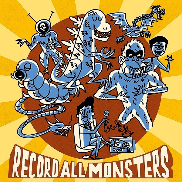 Listen to Record All Monsters (listentorecordallmonsters) Profile Image   Linktree