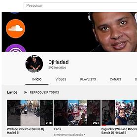 DJ HADAD YOUTUBE Link Thumbnail | Linktree