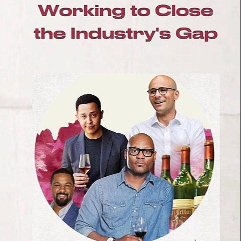 Esquire - Black Wine Makers