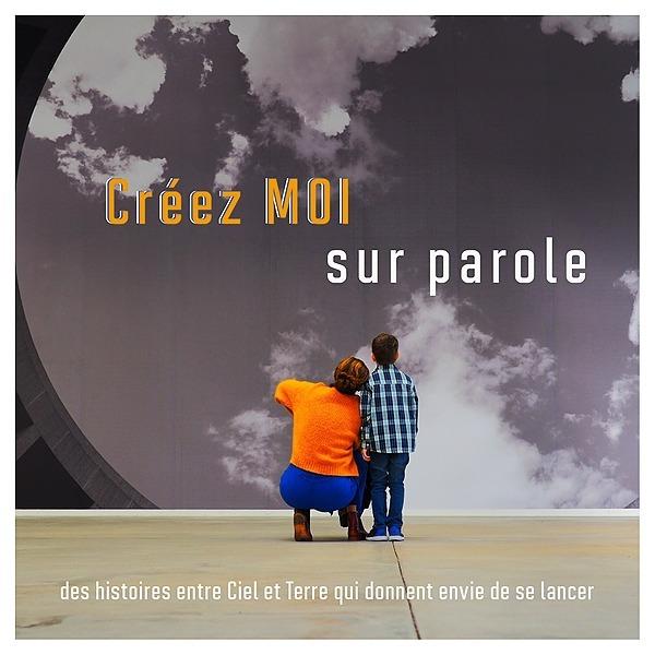 @nathalierichard Host du podcast Créez MOI sur parole Link Thumbnail | Linktree