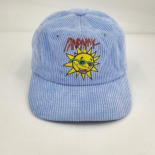 BUS CORD HAT - PRE-ORDER - LIMITED RUN - SHIPPING ON JUNE 14TH