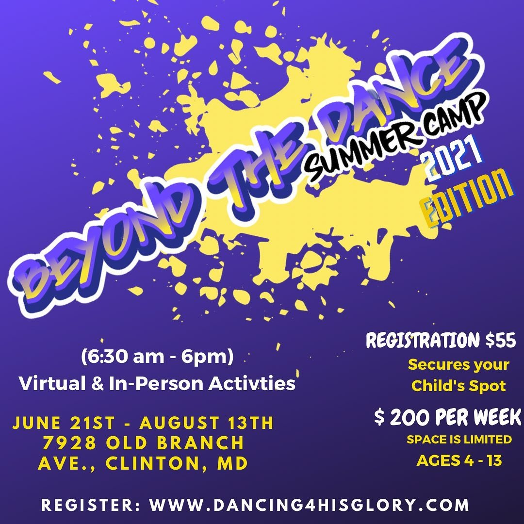 @D4HG Summer Camp 2021 Link Thumbnail | Linktree