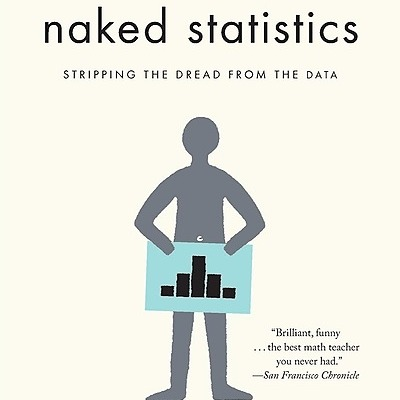 "#01 Sergio Schuler - livro ""Naked Statistics"""