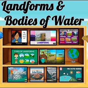 @WinterStorm Landforms & Bodies of Water Activity Link Thumbnail   Linktree