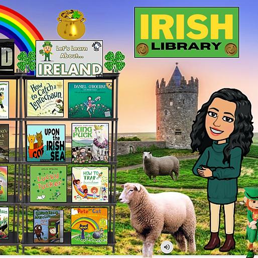 Miss Hecht Teaches 3rd Grade Irish Link Thumbnail | Linktree