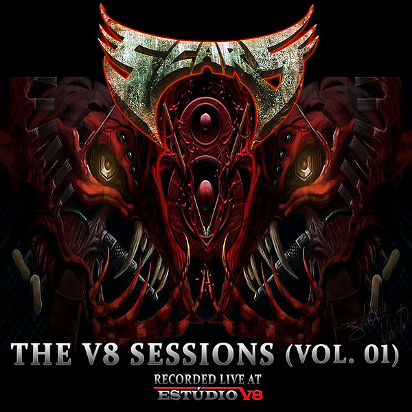 SCARS (EP) The V8 Sessions (Vol. 1) - 2019 Link Thumbnail | Linktree