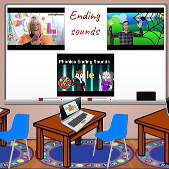 @RebeccaAllgeier Ending sounds Link Thumbnail | Linktree
