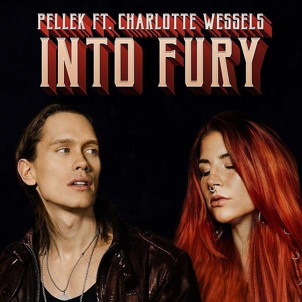 "PelleK ft Charlotte ""Into Fury"""