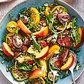 WW Tomato and Nectarine Salad Recipe