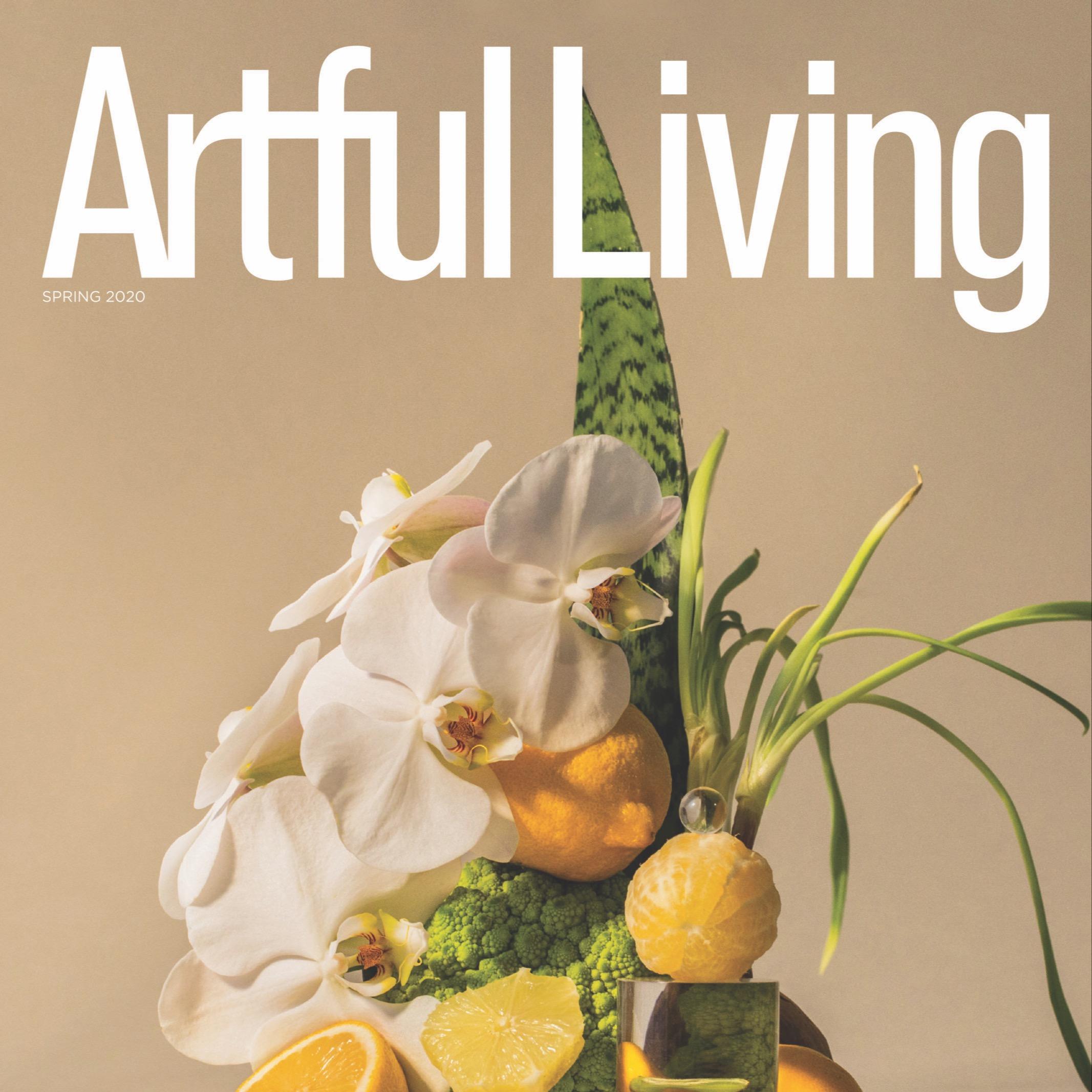 Artful Living Magazine Feature
