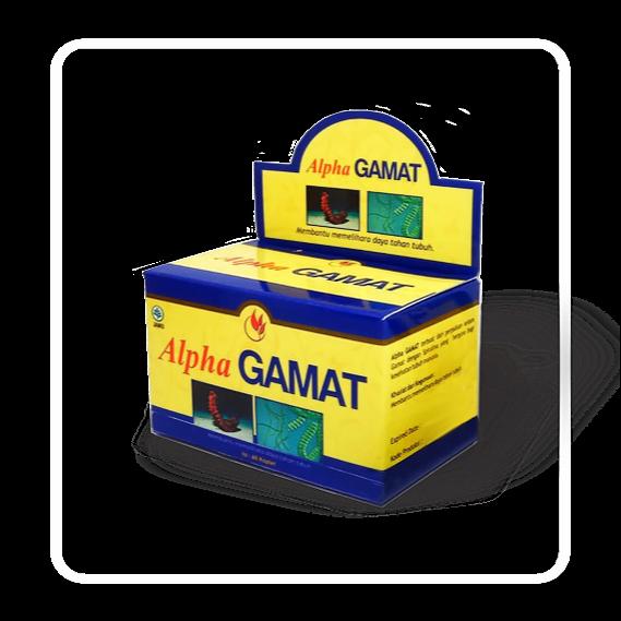 Alpha Gamat