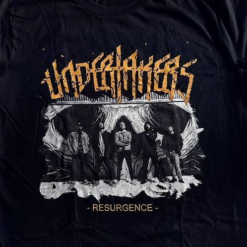 "Undertakers ""RESURGENCE"" T-Shirt Link Thumbnail | Linktree"
