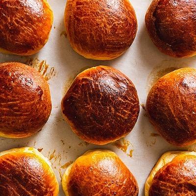 Andrew Janjigian (@wordloaf) Edible Boston: E-Z Potato rolls recipe Link Thumbnail | Linktree
