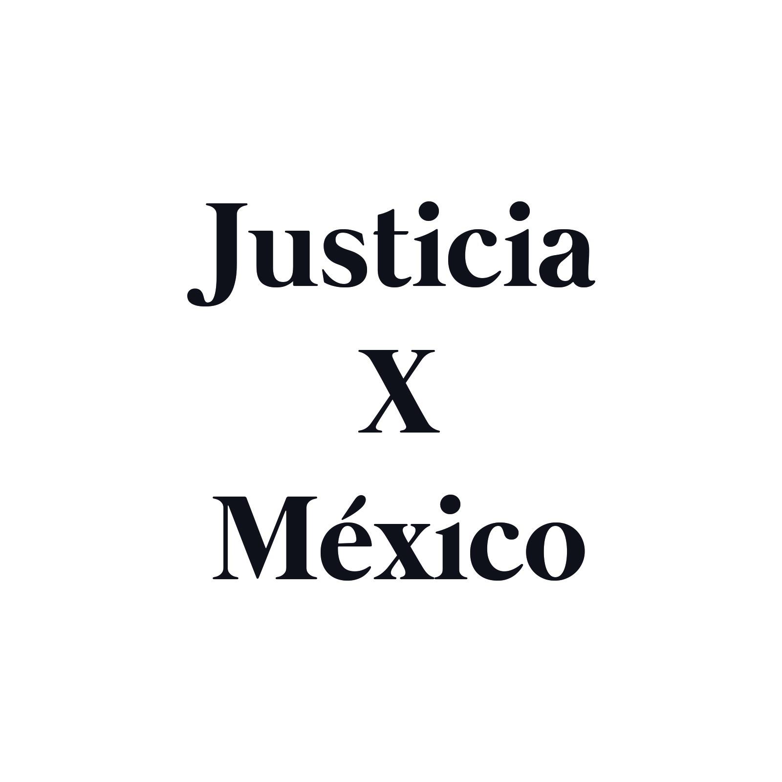 @justiciapormexico Profile Image | Linktree