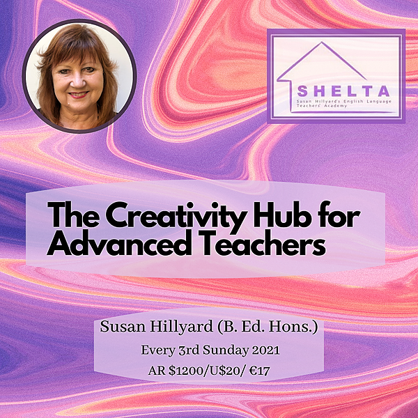 @ssnhillyard The Creativity Hub for Advanced Teachers Link Thumbnail | Linktree