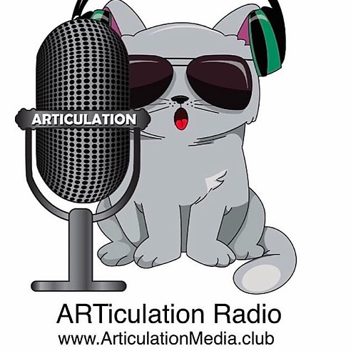 Marcy Will be a Guest on ARTiculation Podcast 🎤 03/05/2021