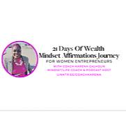 21 Day Wealth Mindset Affirmations Journey