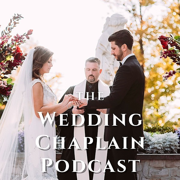 @chaplaindave Wedding Chaplain Podcast Link Thumbnail | Linktree