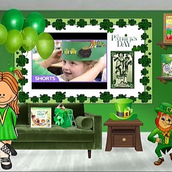 @RebeccaAllgeier St. Patrick's Day Link Thumbnail | Linktree