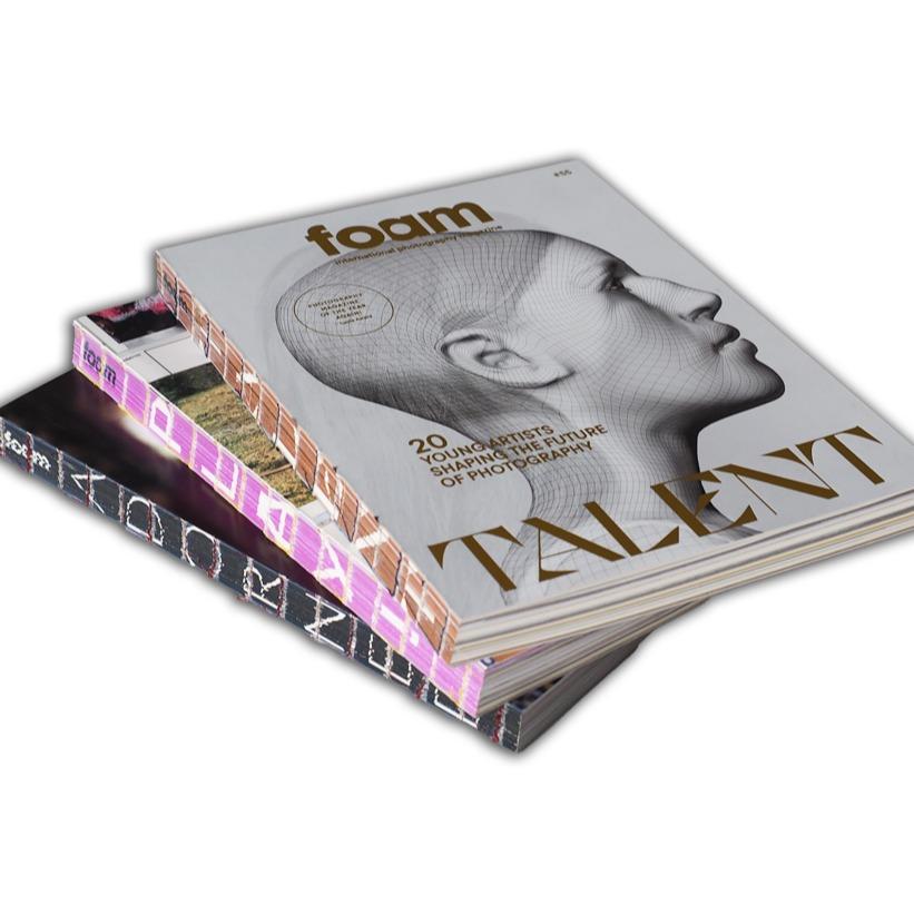 Shop Foam Magazine