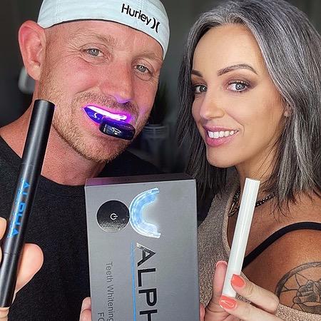 MIRANDA PARKER Teeth Whitening System (code: Miranda - saves 50%!) Link Thumbnail   Linktree