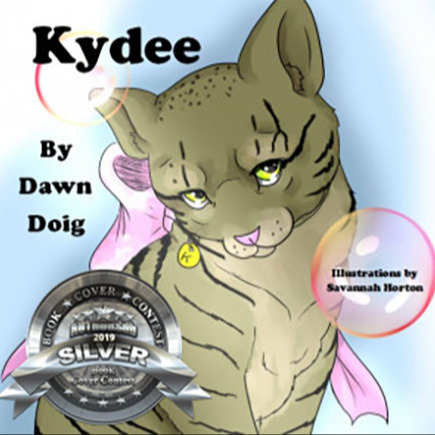Kydee: A fun read-aloud rhyming book for children with Kydee the rambunctious kitten.