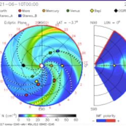 Coronal Mass Ejection (CME) Tracking