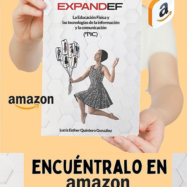 @luciaefquintero LIBRO ExpandEF.  La Educación Física y las tecnologías de la información y la comunicación (TIC) Link Thumbnail | Linktree