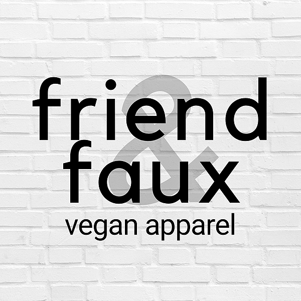 Friend & Faux | Vegan Apparel SHOP FRIEND & FAUX Link Thumbnail | Linktree