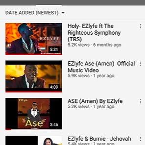 @Ezlyfepro YouTube channel Link Thumbnail   Linktree