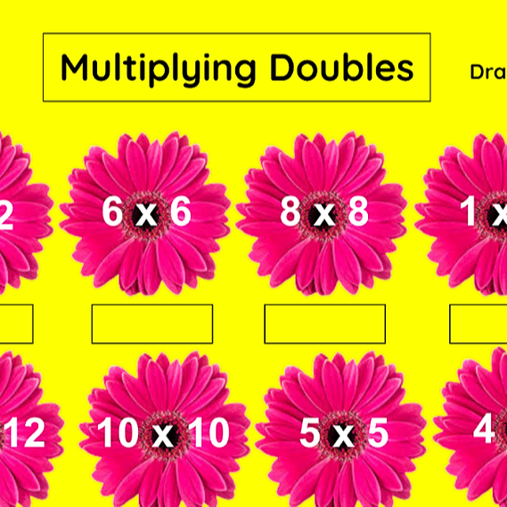 Multiplication with Doubles