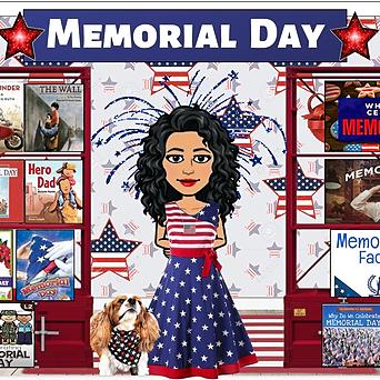 Miss Hecht Teaches 3rd Grade Memorial Day Link Thumbnail | Linktree