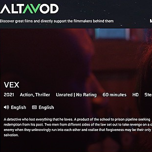 @Knight7Productions Watch VEX now on Altavod.com Link Thumbnail | Linktree