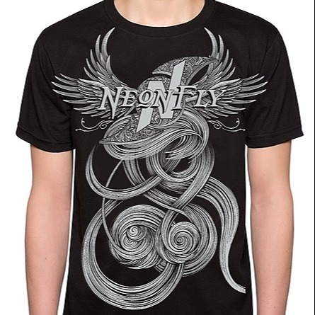 NEONFLY Official Neonfly Merchandise Store Link Thumbnail | Linktree